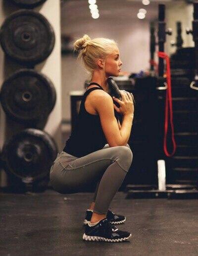 пример программы тренировок похудение