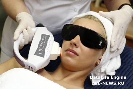 Фотоомоложение лица в клинике лазерной косметологии