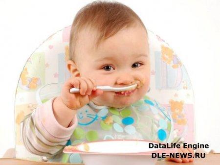 Домашнее детское питание для детей раннего возраста